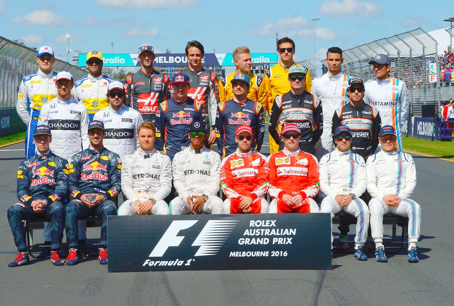 F1 governance will not change for now. Drivers will have zero say