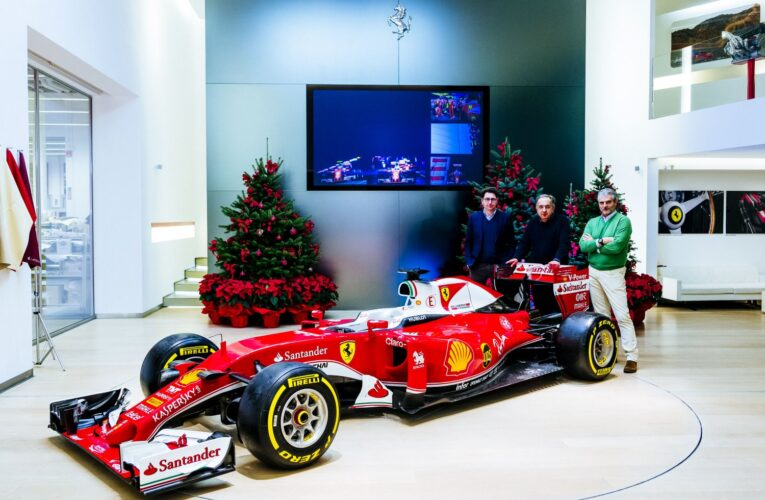 Armstrong, Fittipaldi join Ferrari Driver Academy