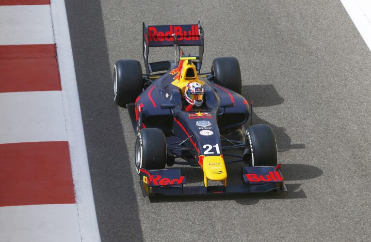 Gasly leads the way in Abu Dhabi
