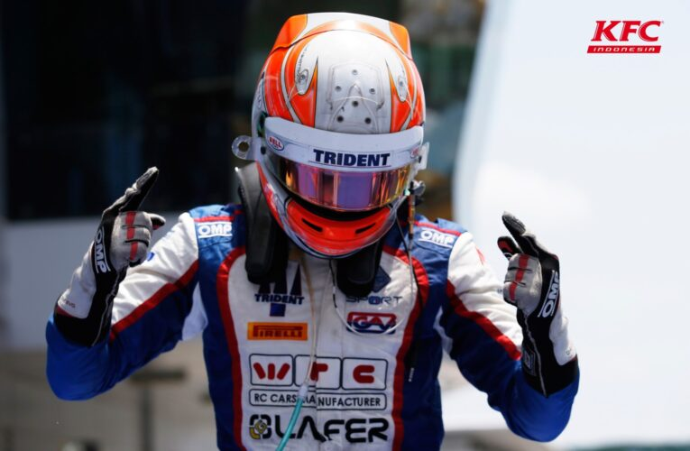 Ghiotto claims maiden GP2 win in Sepang