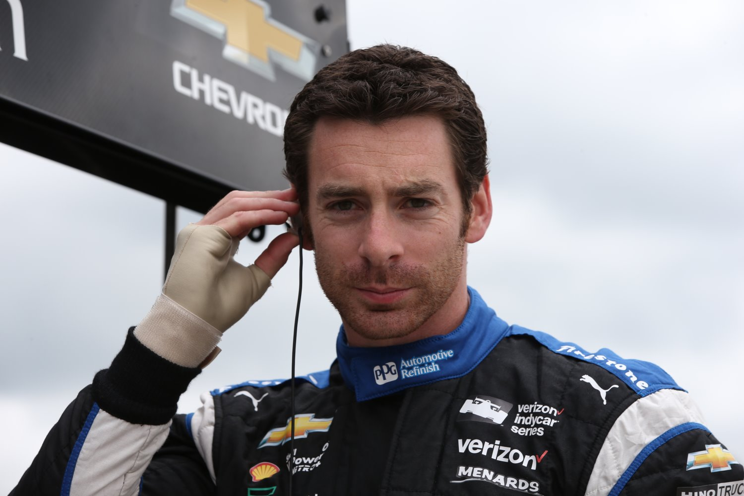 Simon Pagenaud's hot streak continues