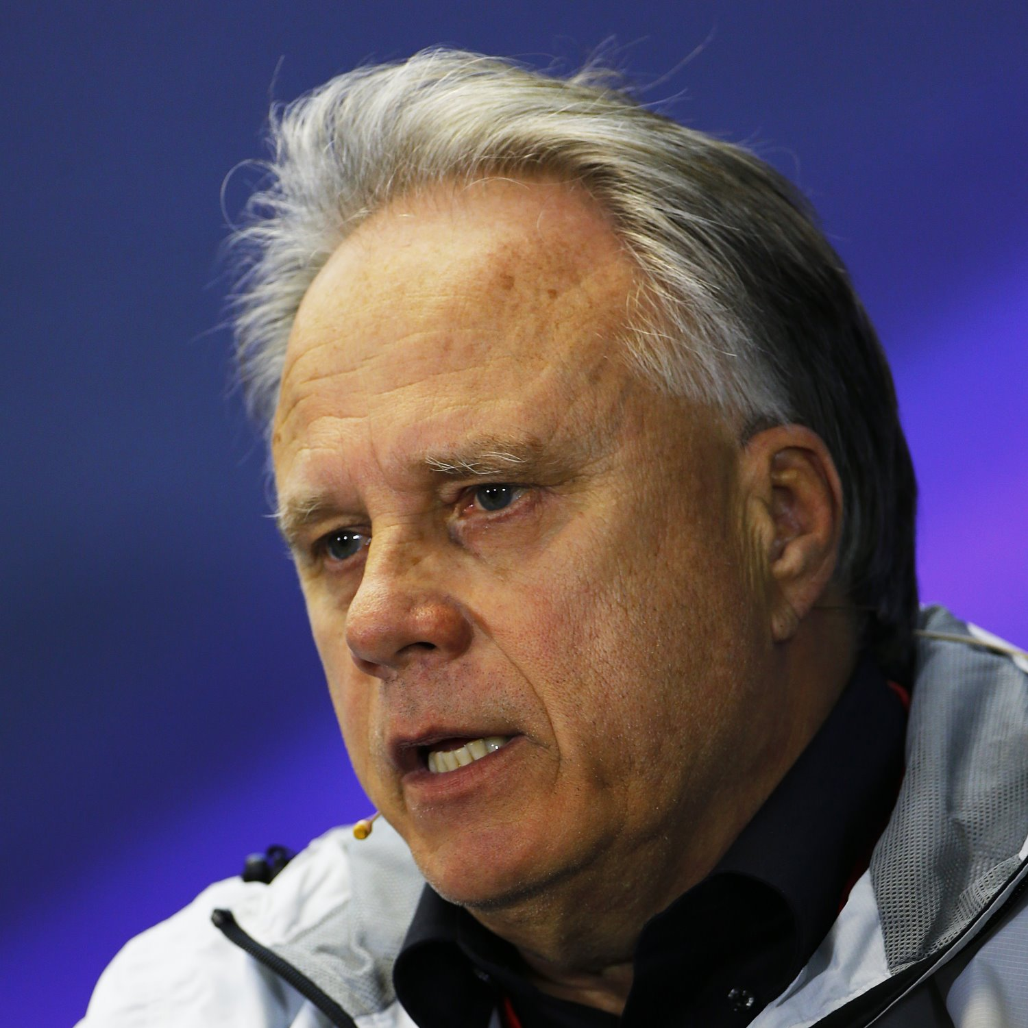 The approach American Gene Haas took toward F1 was very smart