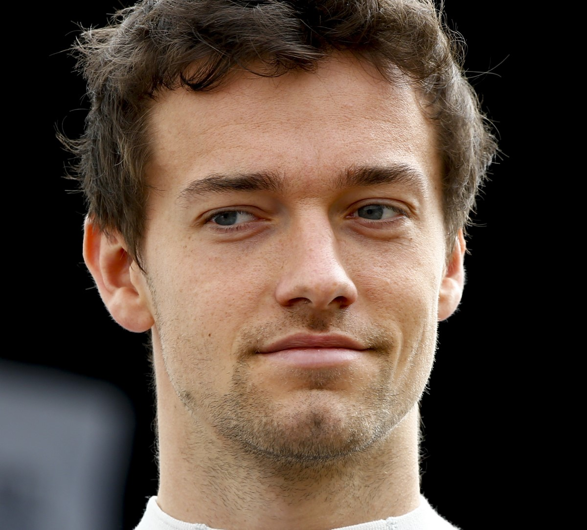 Jolyon Palmer - his check cleared