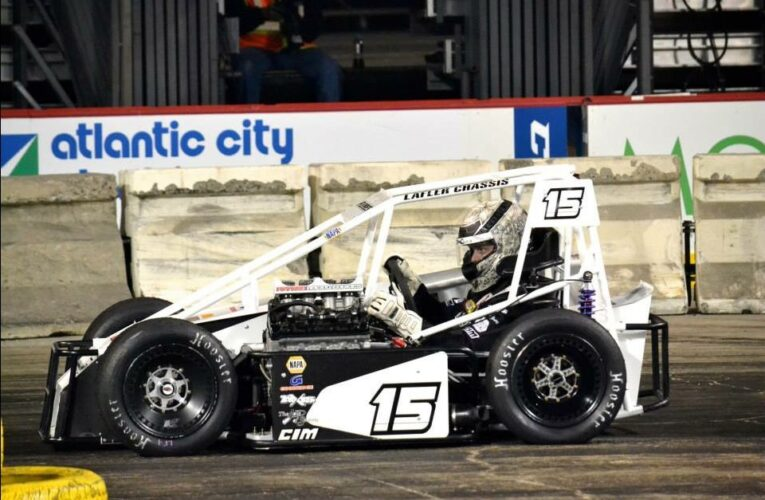 Flores And Catalano Big Favorites To Win AC Indoor Auto Racing Events