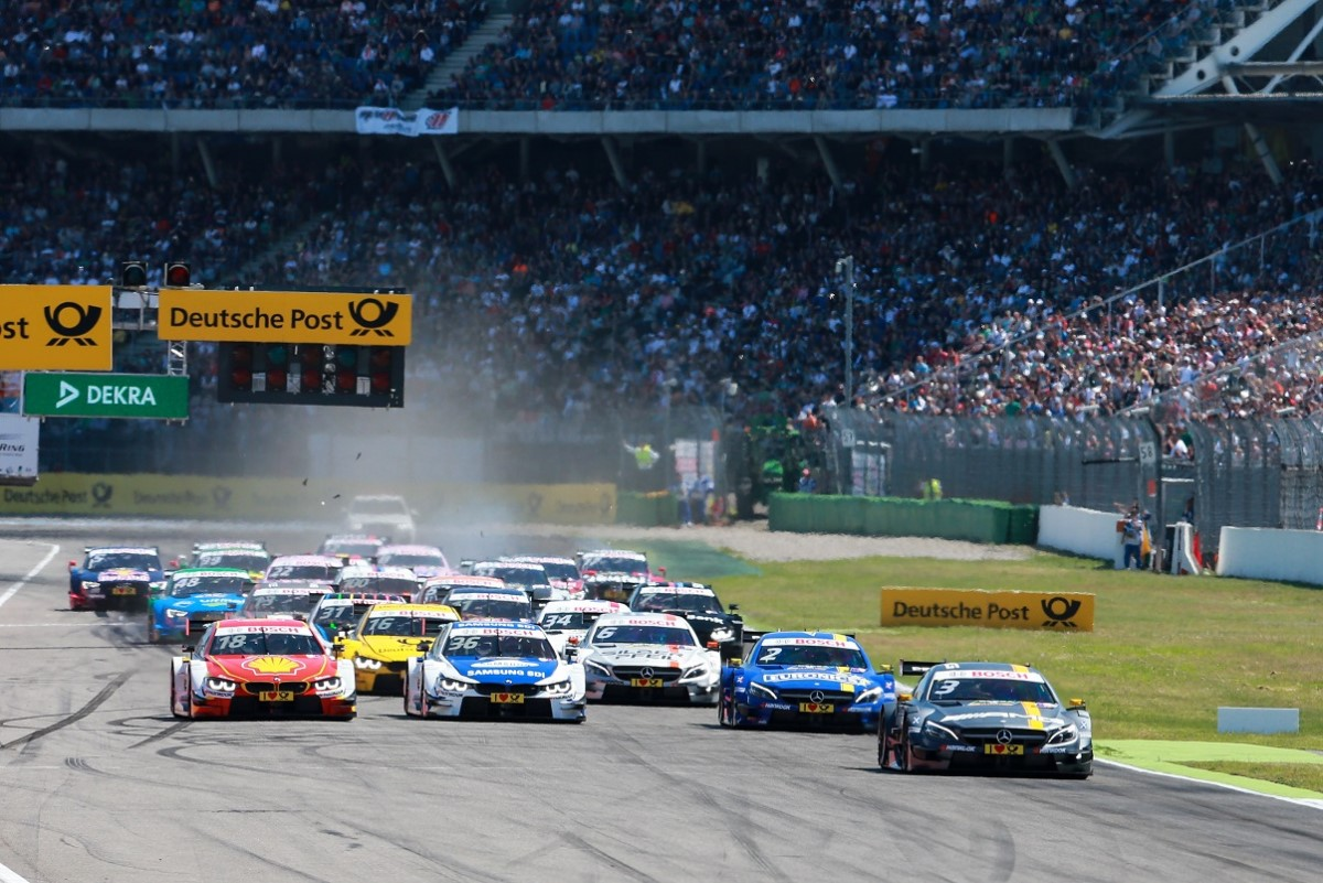 DTM was popular in Europe, but like NASCAR in the USA, it's antiquated technology does not click with fans or manufacturers