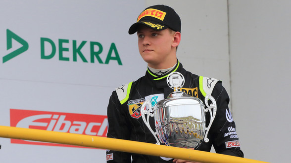 Mick Schumacher wins it Italy