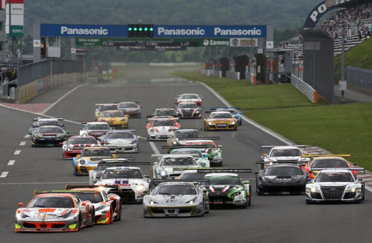 Motorsport Asia acquires sole ownership of GT Asia
