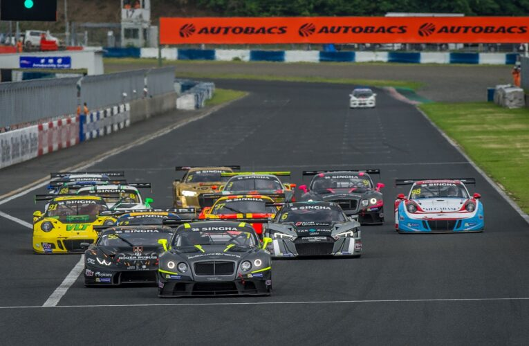 GT Asia Series and Asian Le Mans form significant alliance for 2017
