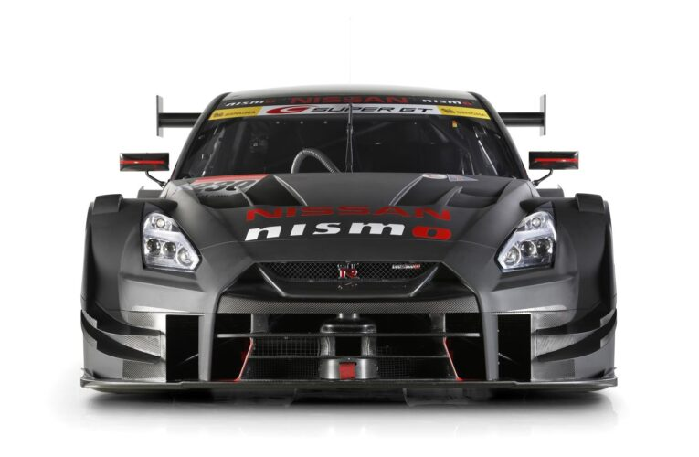 Nissan GT-R Nismo GT500 For 2017 Revealed At Twin Ring Motegi