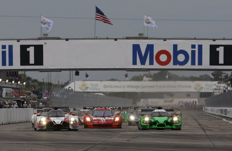 Where to watch the 12 Hours of Sebring