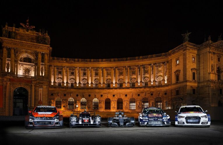 Champions gather in Vienna for FIA Prize Giving