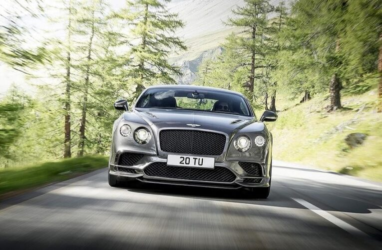 Bentley to stop making fossil fuel burning cars by 2030