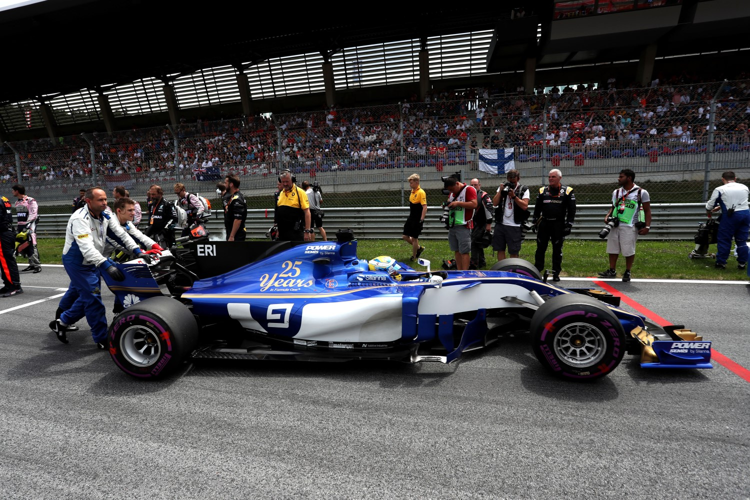 Sauber gets latest Ferrari engines with new deal