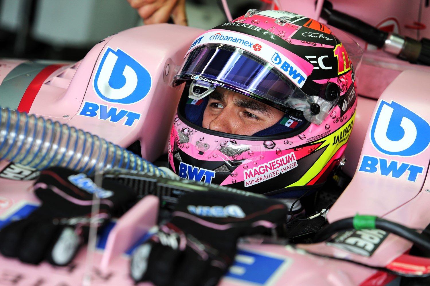 Perez and Ocon would be better off parking their cars the final two races