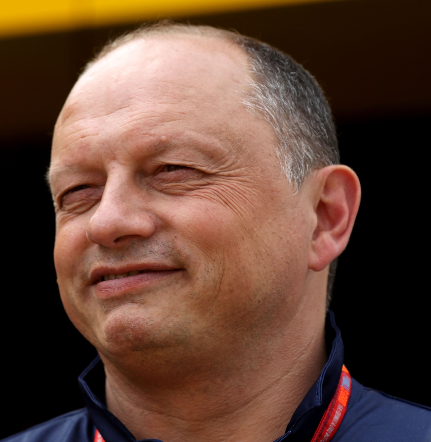 Vasseur all smiles after getting latest Ferrari engines