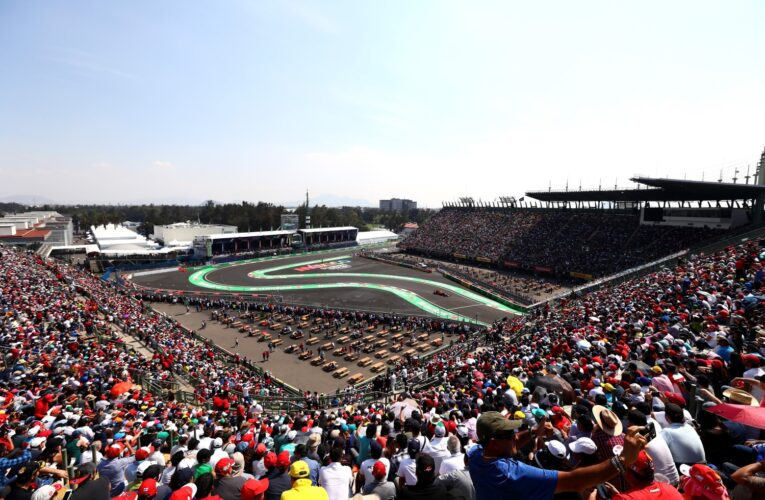 Race of Champions moves to Mexico City in 2019
