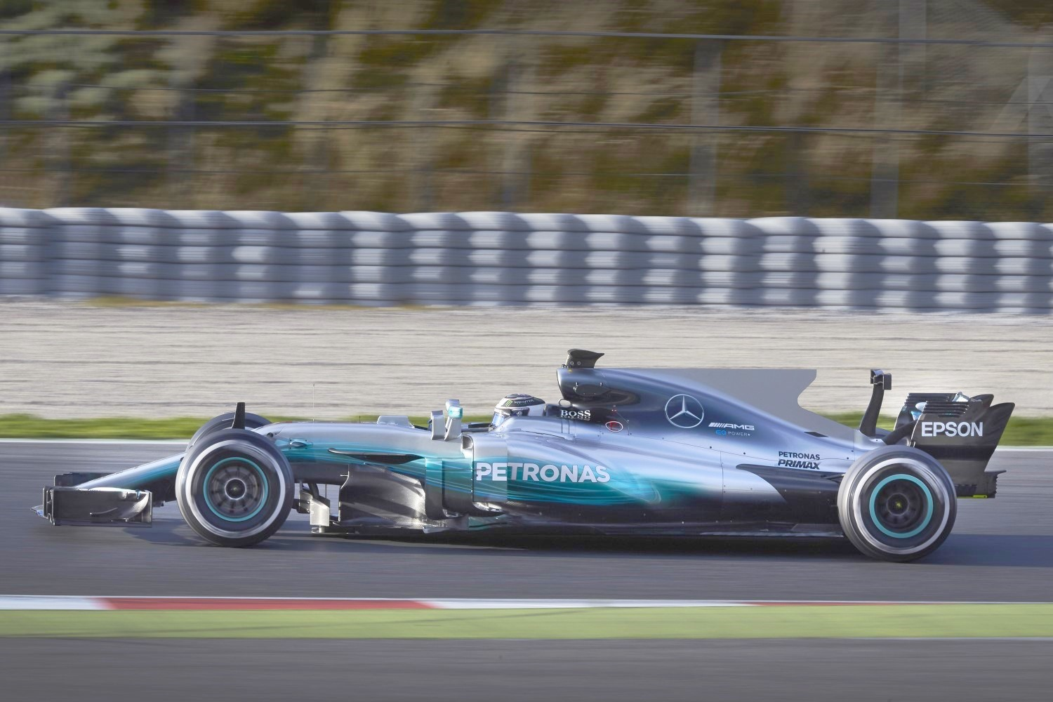 Bottas is learning that anyone can be fast in an Aldo Costa designed car