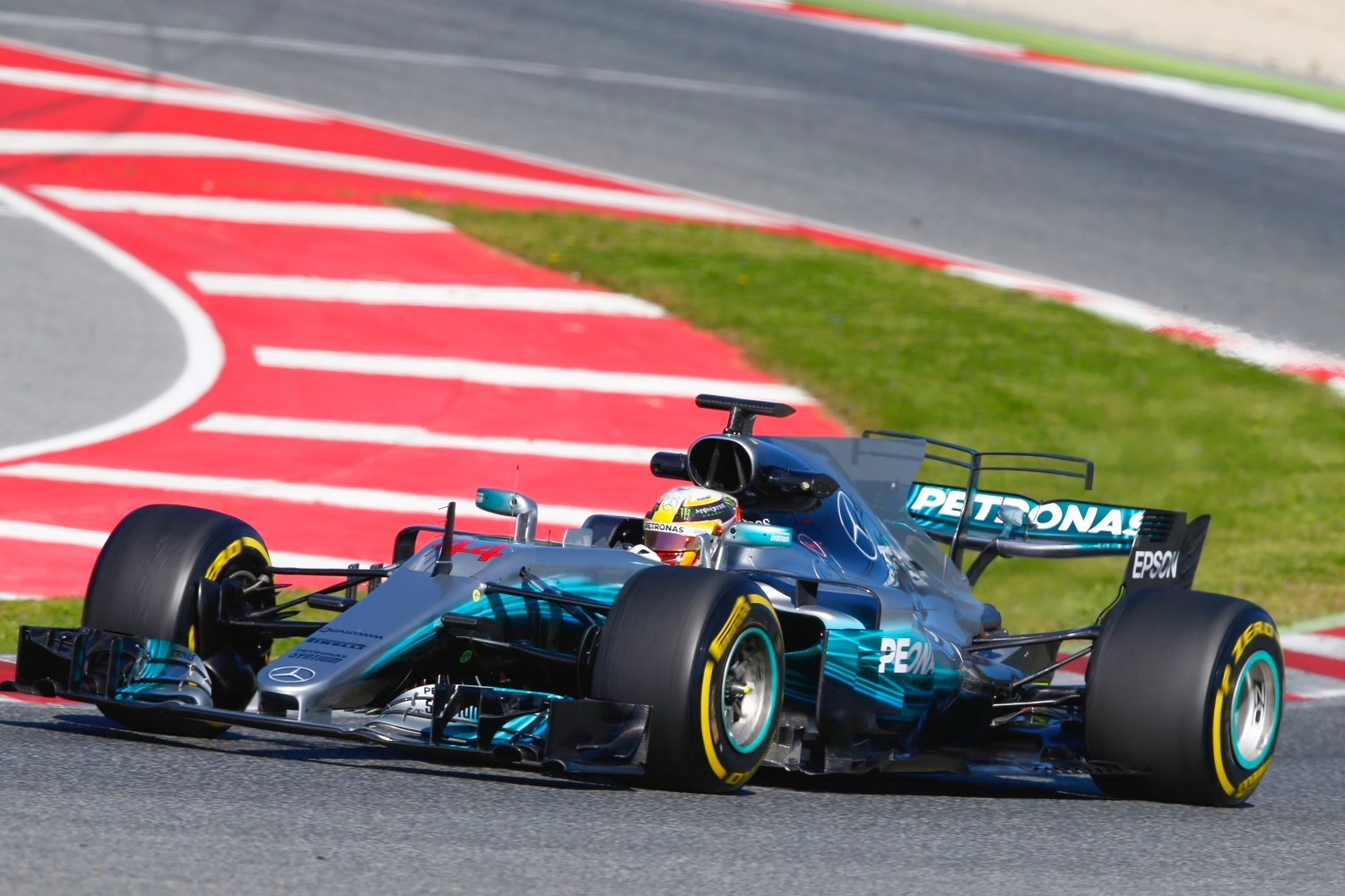 Mercedes still the one to beat