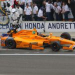 Alonso back to Indy