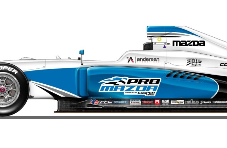 Juncos Racing buys 3 new cars for 2018 Promazda