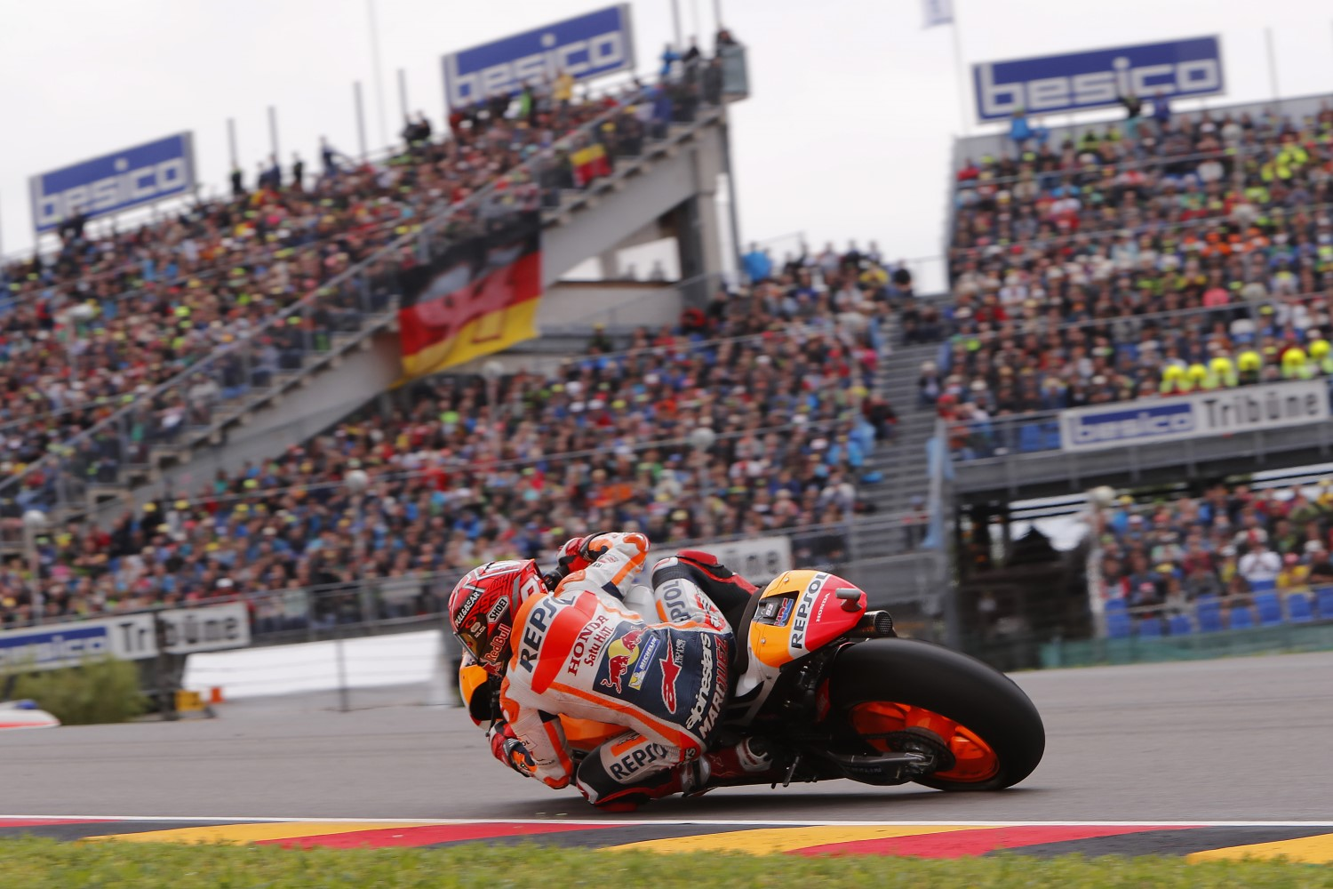 Marquez wins for 2nd time in 2017