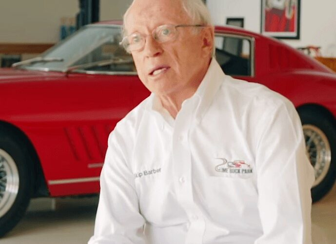 """Skip Barber Racing School Recognized As """"World's Greatest"""""""