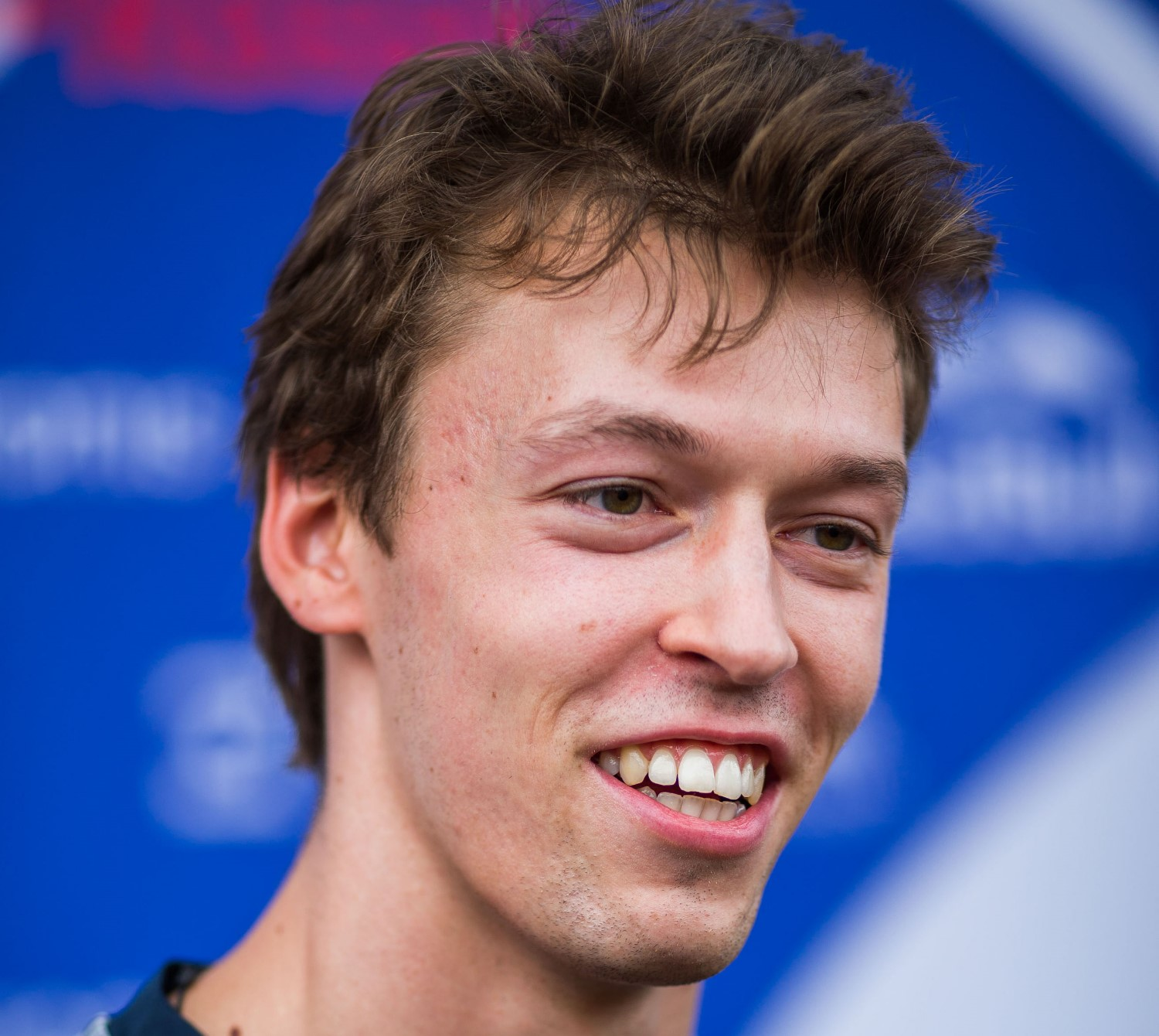 Daniil Kvyat could be replaced by Pierre Gasly