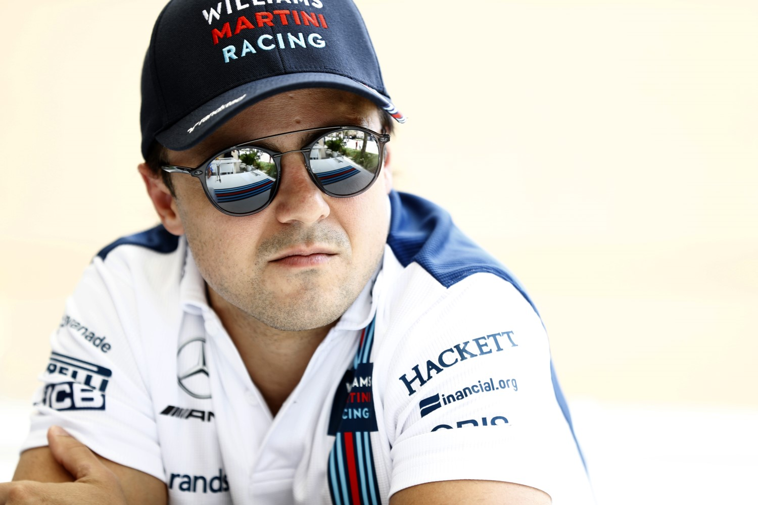 Massa said he won't live in his own country of Brazil because it is too unsafe