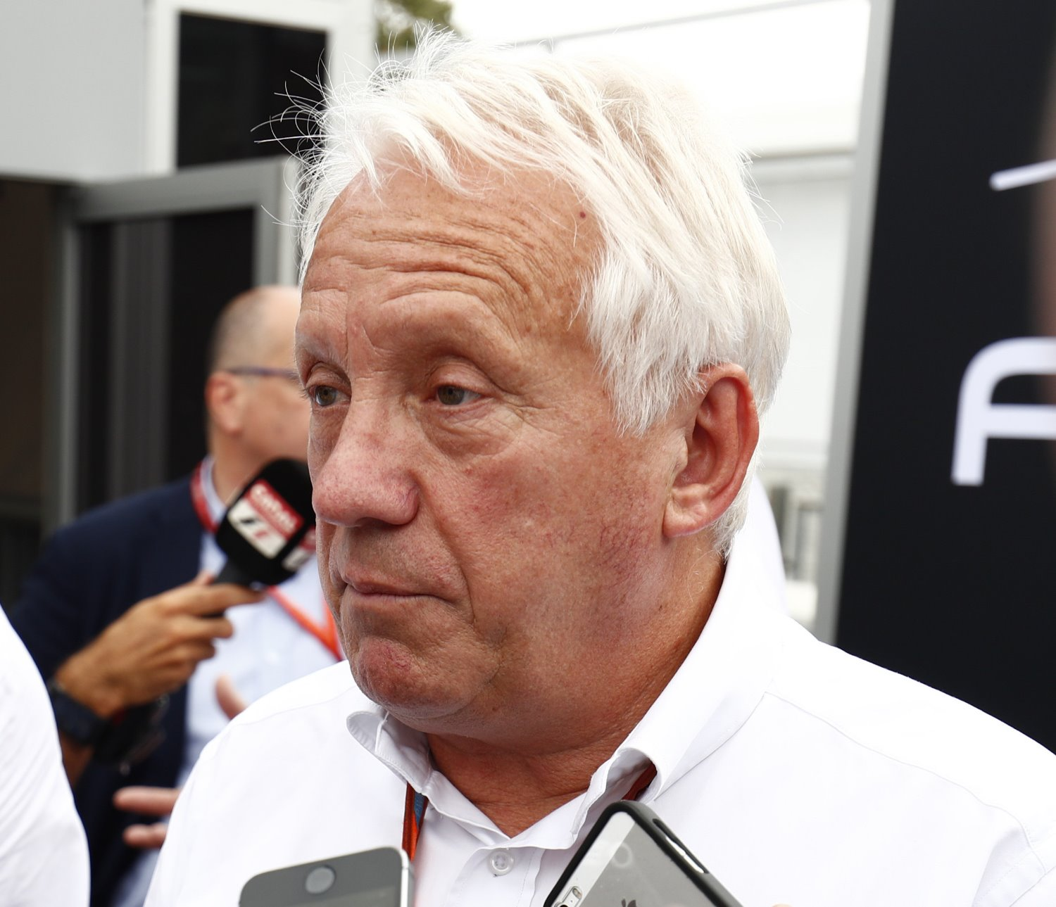 Charlie Whiting says no to common sense