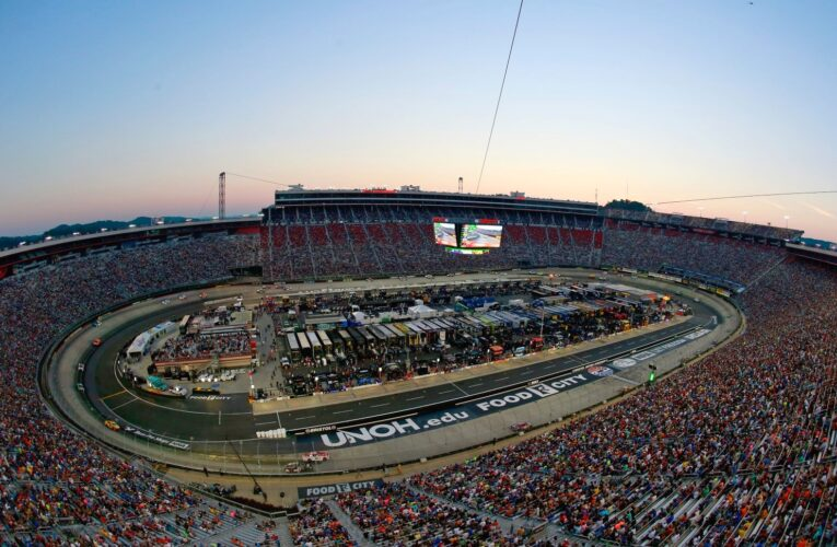 Rumor: Bristol track will be converted to dirt for Cup Series  (Update)