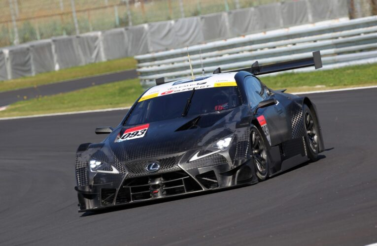 Lexus and Nismo set for action at the DTM finale