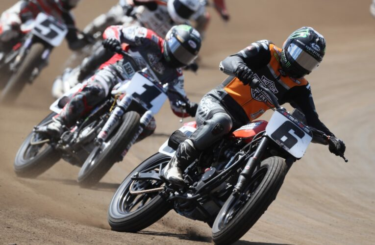 American Flat Track, NBCSN join forces for 2017 season
