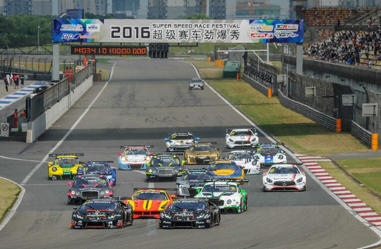 GT Asia and China GT collaborate for the future of Asian motorsport