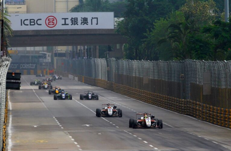DRS to be used at Macau this year