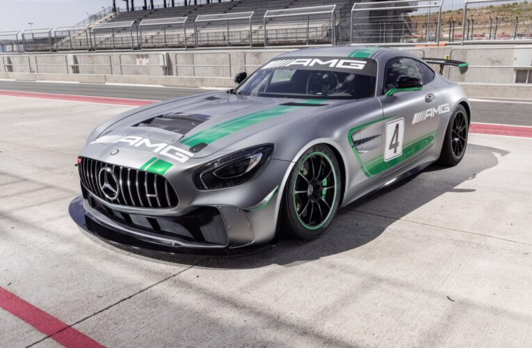 Mercedes-AMG GT4 – a new class of performance