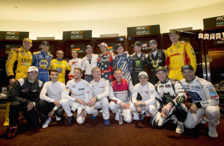 Champions from top motorsport series all over the world join ROC Riyadh line-up