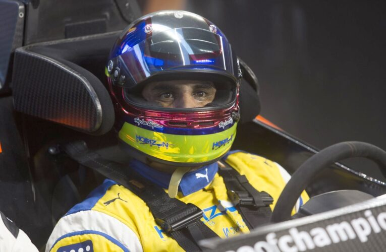 Can an IndyCar driver win the Race of Champions again?