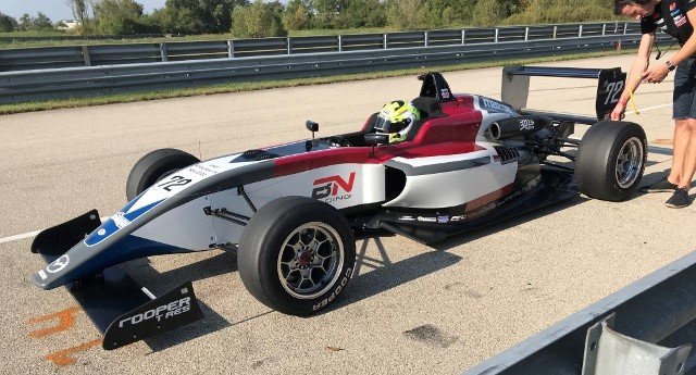 Team USA Scholarship Drivers Taste USF2000 Waters with BN Racing