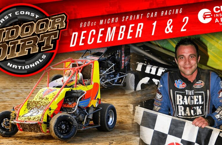 Clay Is Down In Trenton For Indoor Auto Racing Friday And Saturday