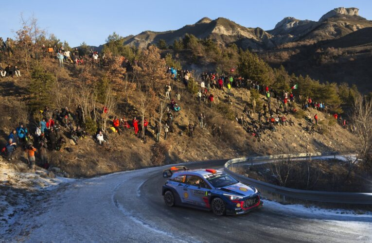 WRC's Rally Portugal cancelled