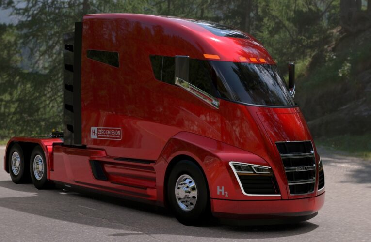 General Motors Signs MoU with Nikola to Supply Hydrotec Fuel Cell Systems