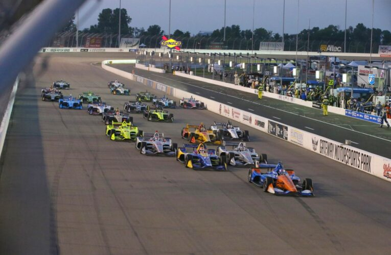 INDYCAR to be joined by NASCAR K&N Pro Series at Gateway