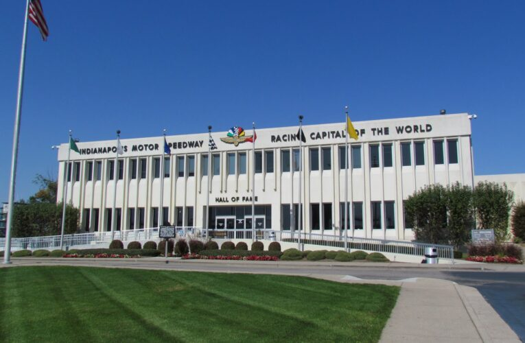 Rumor: Penske to move museum out of Brickyard infield