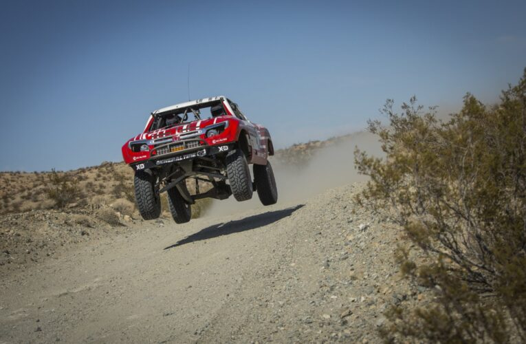 Indy 500 Winner Rossi Ready for Baja 1000 Debut