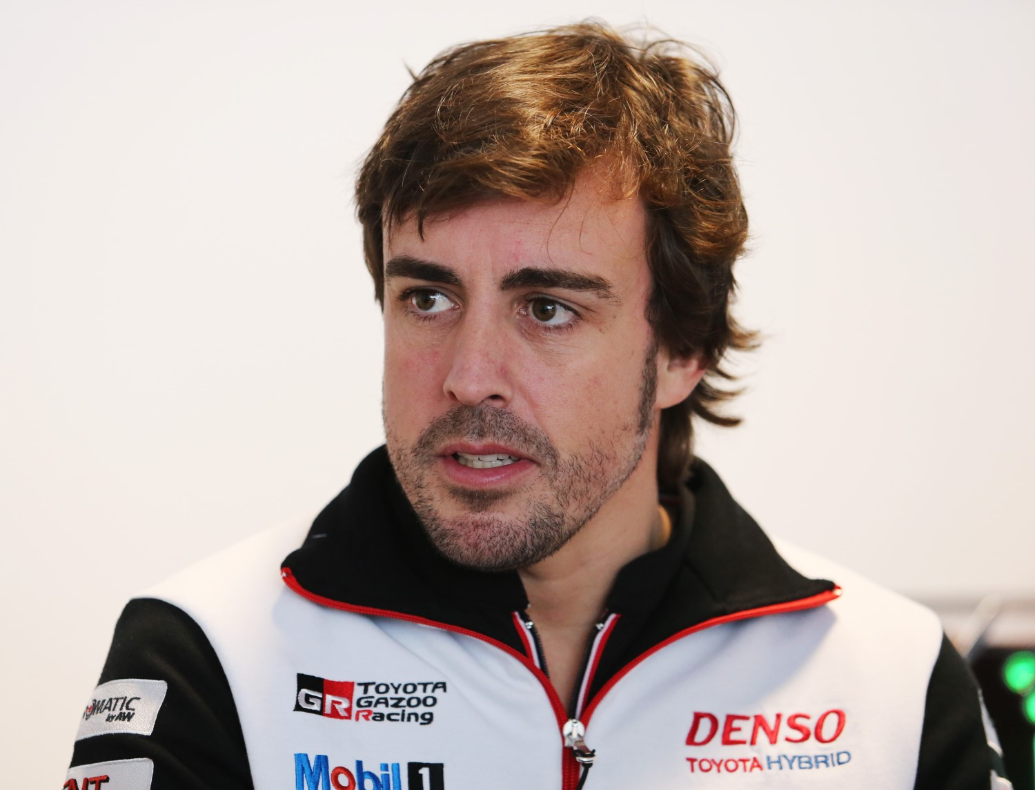Even though Alonso is a Toyota driver in the WEC, Cadillac has no problem running him in the Rolex 24.