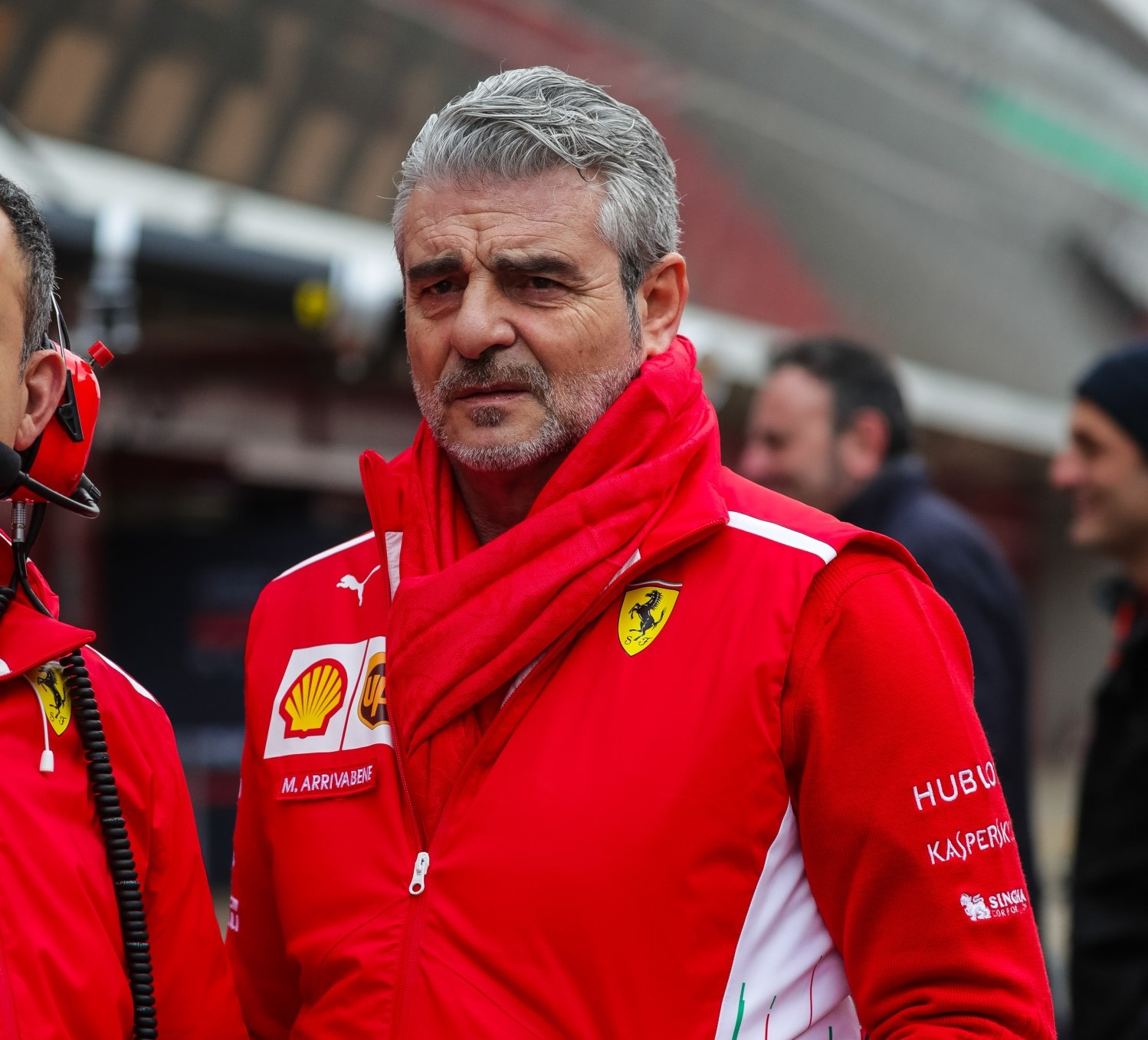 Arrivabene and Ferrari collects the big payout
