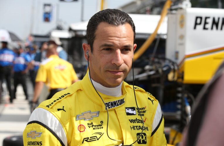 Castroneves to join SRX series