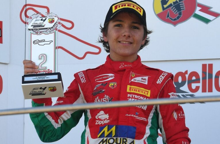 Enzo Fittipaldi to race Andretti-supported RP car in IP2000