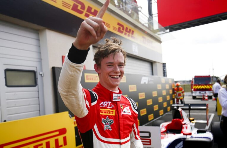'Too early' to dream about 2021 F1 debut – Ilott