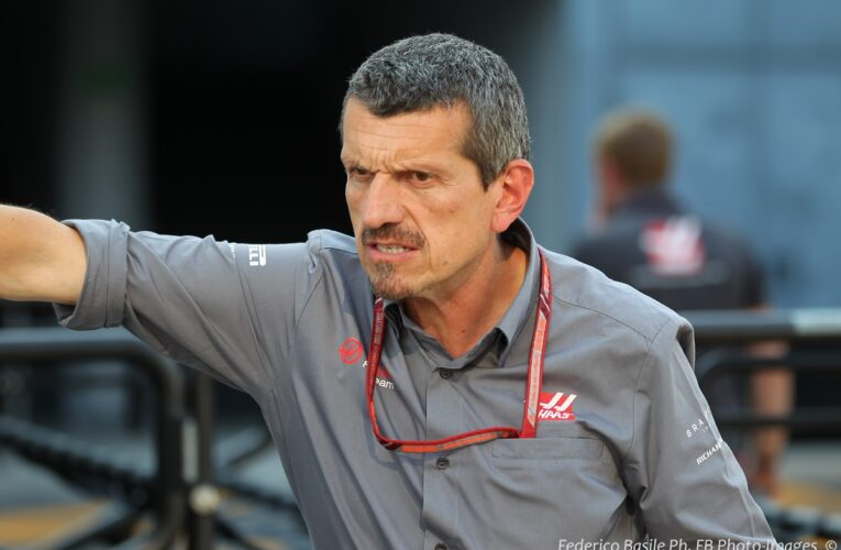 Steiner hits back at angry Haas reserve